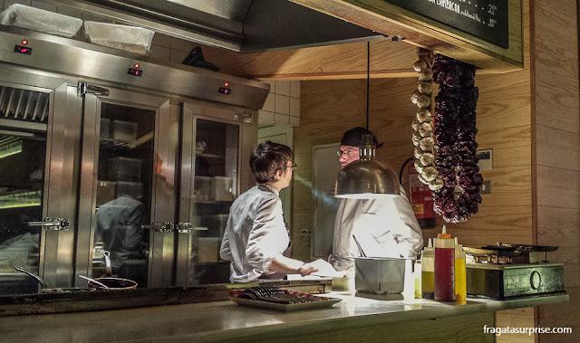 Restaurante La Antoñita, La Latina, Madri