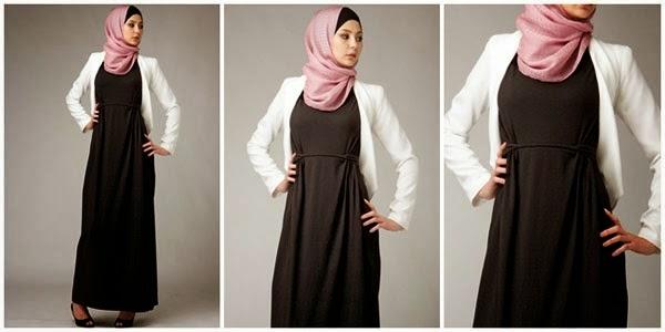 Baju Hamil Muslim Pesta Model Baru