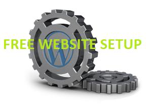 Let me setup Your website for free