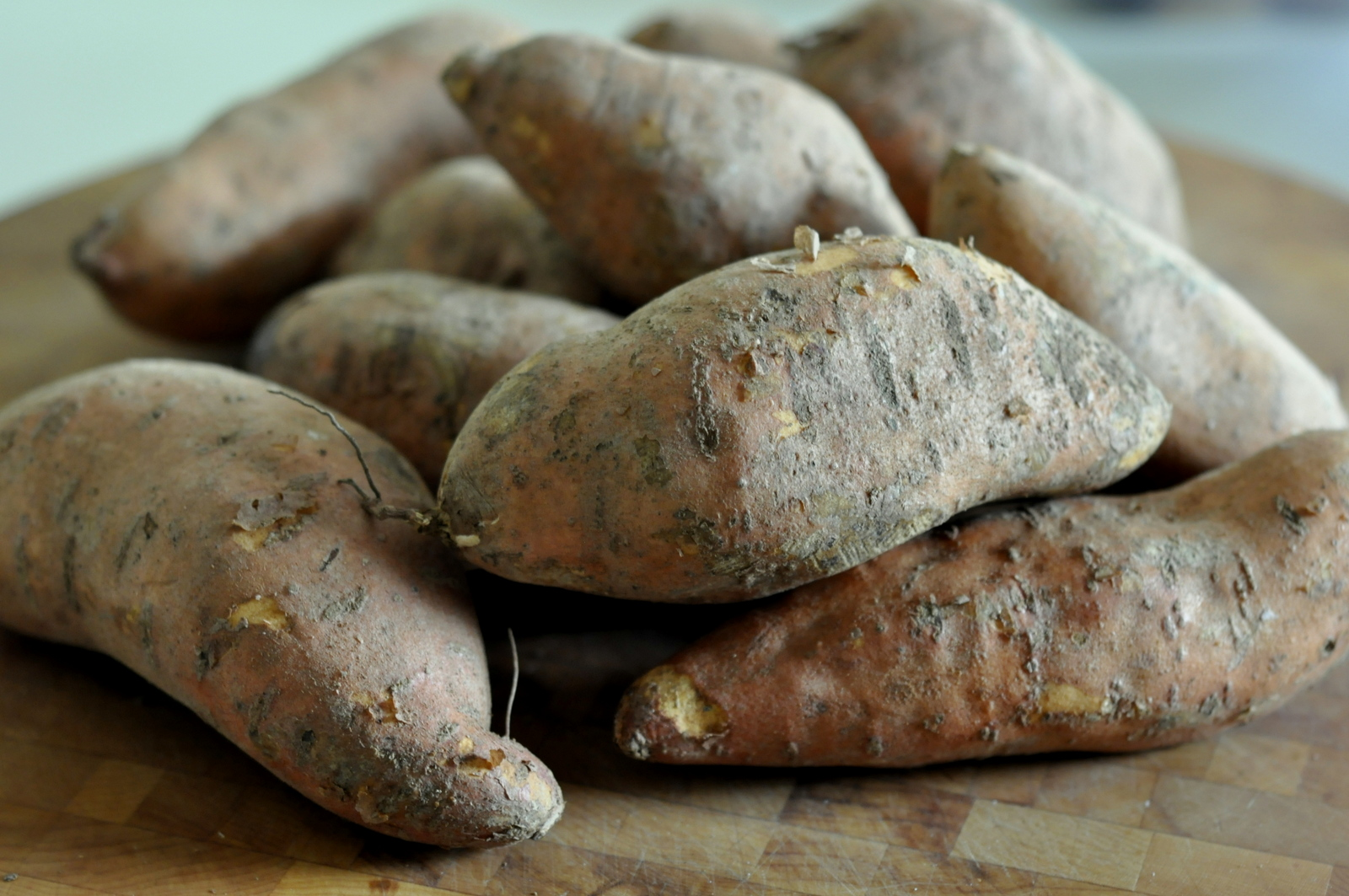 Sweet Potatoes | Taste As You Go