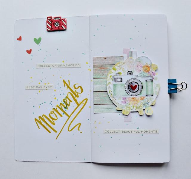 Art journal i wspomnienia