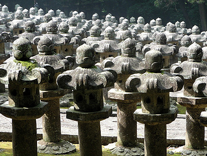 Stone working is believed to accept begun inwards Nippon during the Tumulus Period as well as developed  TokyoTouristMap: Traditional Industries of Kyoto The Art of Stone Carving