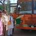 रोडवेज बस स्टैंड में बबेरु से दो बसों का संचालन