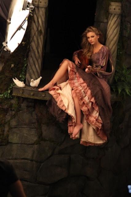Rapunzel - Annie Leibovitz