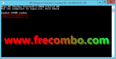 [C#] MEGA.NZ CHECKER SOURCE CODE PROXYLESS