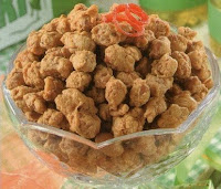Resep Kacang Besta Pedas