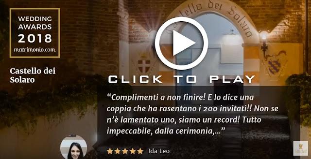 Clicca QUI e guarda le recensioni più belle del Castello dei Solaro