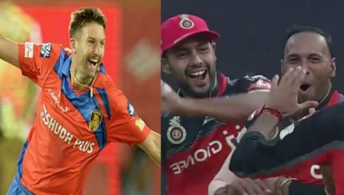 This is the first time in the history of IPL that has never happened before