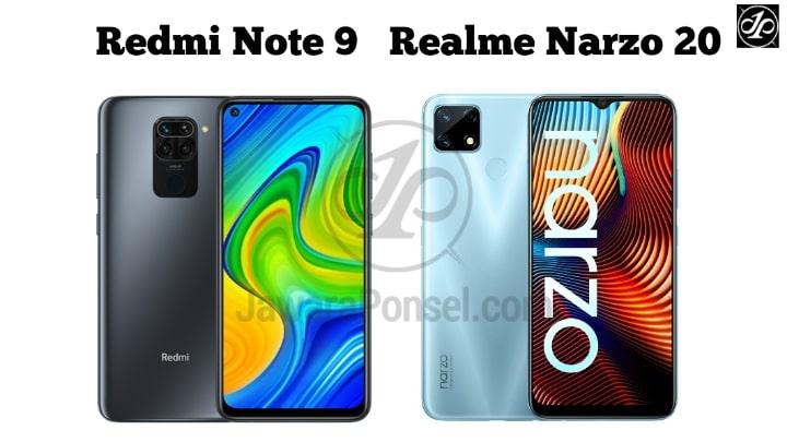 SOC Mediatek Helio G85 - Redmi Note 9 VS Realme Narzo 20