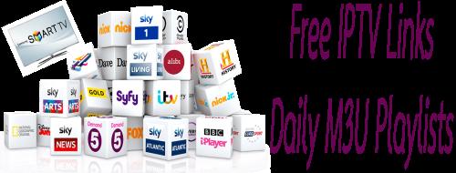 FREE 25 Premium World IPTV M3U Playlist 02-02-2019