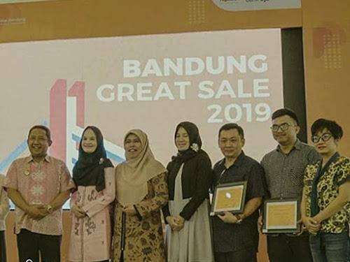 Penutupan Bandung Great Sale 2019