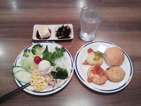 健康サラダバーランチ¥647-1 ステーキガスト一宮尾西店4回目