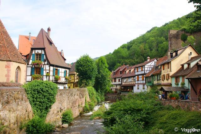 Visitare Kaysersberg Vignoble in Alsazia