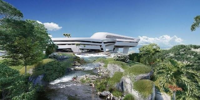 Dự án Sunshine Heritage Mũi Né Phan Thiết Hòn Rơm - Thiên đường sống giữa thiên nhiên thuân khiết.
