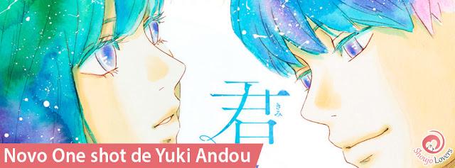 Novo One Shot de Yuki Andou na Betsuma