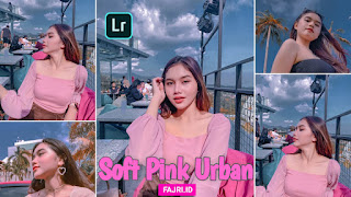 Preset Lightroom Soft Pink Urban Terbaru DNG & XMP