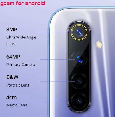 Download Gcam apk for Realme 6(latest 2021)