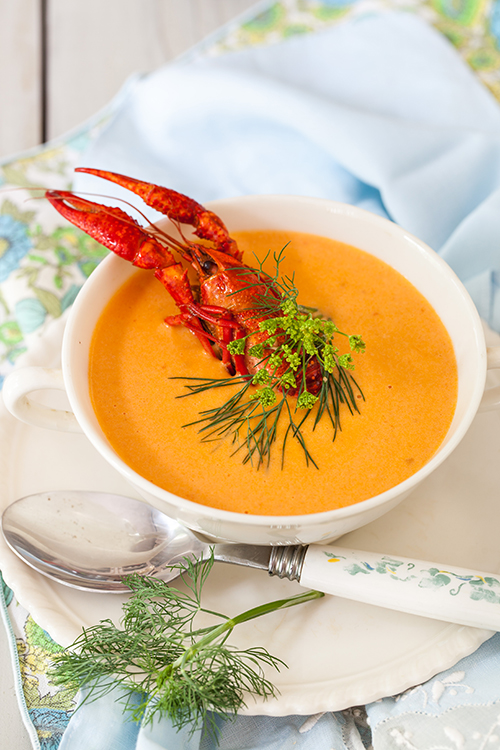 Luxurious Lobster Bisque & Other Unique Lobster Recipes ...