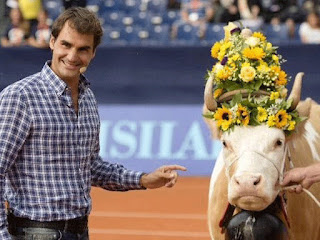 unknown facts about roger federer