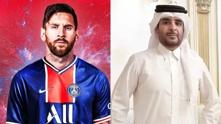 The brother of the Emir of Qatar confirms Lionel Messi is signing for PSG