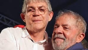 Até Ricardo Coutinho já critica e estranha os discursos de Lula