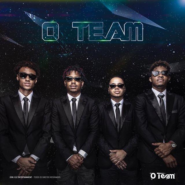 Nerú Americano x Os Santiegos (O Team) Feat. Preto Show - É Assim Que Se Dança (Afro House) [Download]