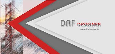 Arte Capa DRF Designer 1.7 (Alta Resolução para a internet e web)
