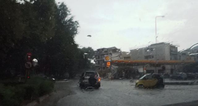 Γιάννενα: Επιτέλους ...Έβρεξε! έπειτα από πολλές εβδομάδες ανομβρίας