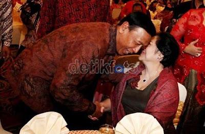 Saat Puji Jokowi, Kenapa Wiranto tak Sebut Nama Megawati?