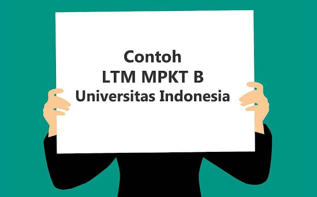 LTM PBL MPKT B Universitas Indonesia