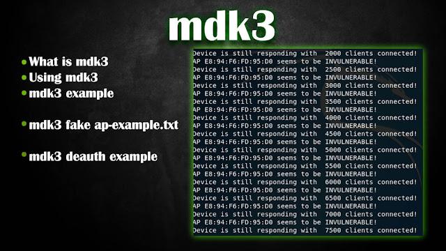 mdk3 example