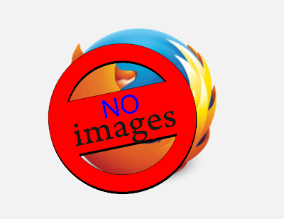 Firefox No Images