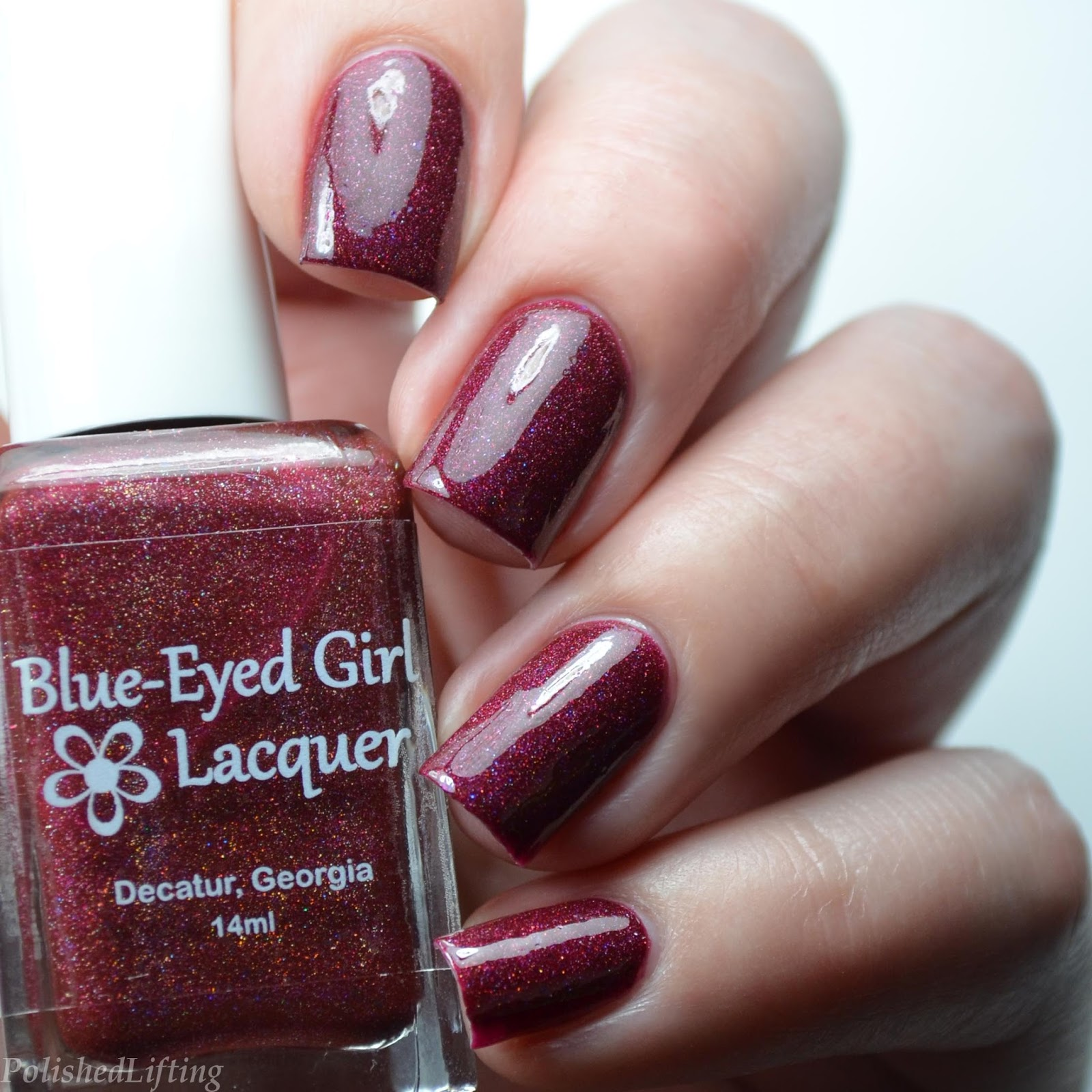 Polished Lifting: Blue-Eyed Girl Lacquer Atlanta Indie Shop ...