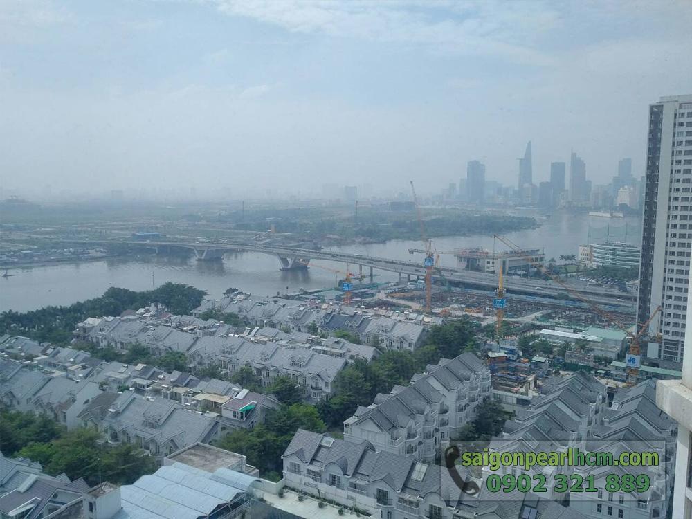 Căn hộ Topaz Tower 2 tầng 18 Saigon Peal cho thuê - hình 5