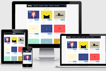 Lingle Template Blogger Responsive - Free & Premium