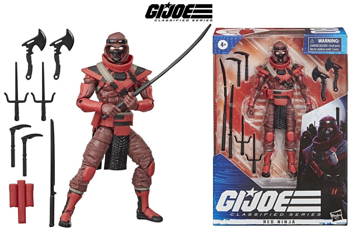GI JOE COBRA Tiger Force Rock N Roll Rare série limitée 2018 Factory Style Custom
