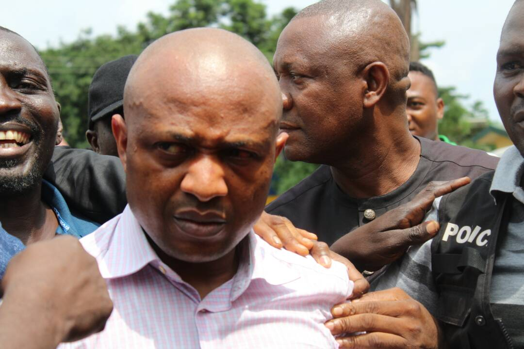 ITREALMS: Richest kidnapping kingpin, Evans in Police net