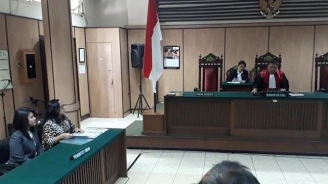 Ditanya Kenapa Tidak Hadirkan Ahok di Sidang Perceraian Veronica Tan, Jawaban Kuasa Hukum.....