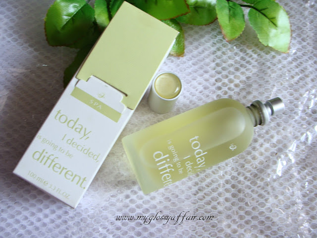"Jafra Spa ""Today, I decided, is going to be different"" Perfume - Review and Price"