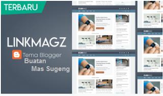Template LinkMagz | Satu Lagi Template Terbaik Dari Mas Sugeng