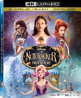 4K Ultra Blu-ray Review: The Nutcracker and the Four Realms