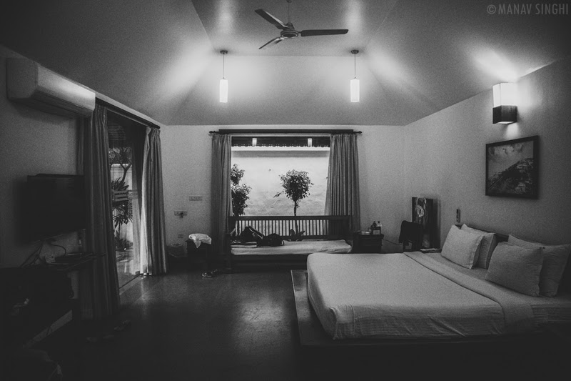 View of Room at Luxury Pool Villa, Le Pondy Beach Resort, Pondicherry- 31-Oct-2019