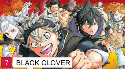 Anime action comedy terbaik 7