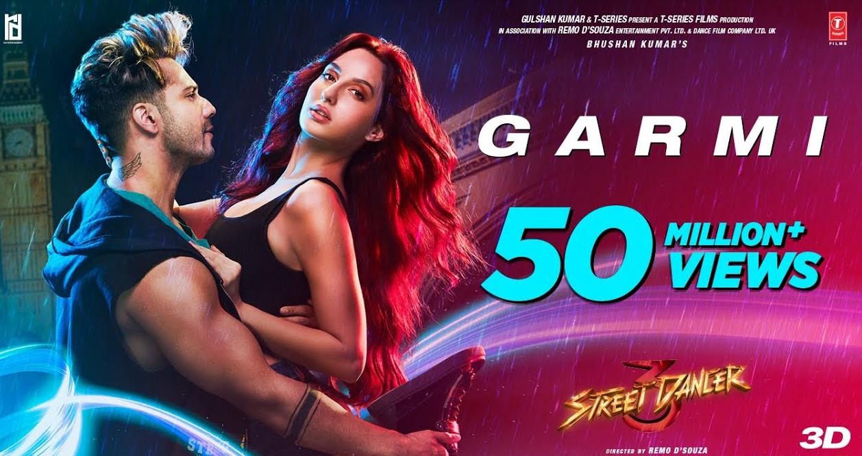 Garmi Song Lyrics – Street Dancer 3D