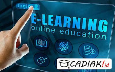 Peranan E-Learning Untuk Kemajuan Dunia Kerja Dan Pendidikan