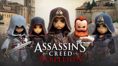 Download Assassin's Creed: Rebellion Mod Apk