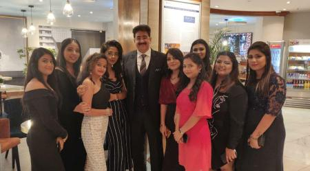 Aaft School Of Fashion And Design Marked Presence In London Asian News Agency