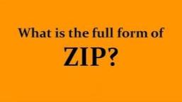 full-form-of-zip