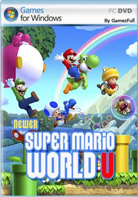 Newer Super Mario World U PC [Full] Español [MEGA]