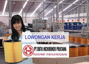 Lowongan Kerja di PT Duta Nichirindo Pratama Update Mei 2021